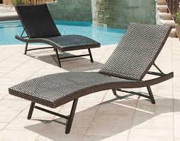 Best Outdoor Patio Furniture Material - glorious black modern rattan material for impressive modern pool
