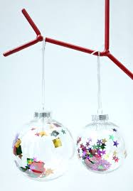littlebigbell clear christmas baubles archives