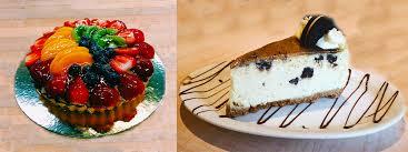 cakes cheesecakes fruit flans steveston bakery