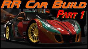 cars honda racing hsv 010 first place honda hsv 0 10 part 1 racing rivals car build youtube