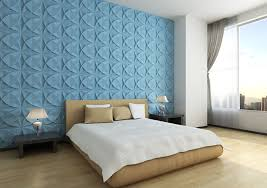 Bedroom Accent Wall by Accent Wallpaper Bedroom Home Design Ideas