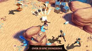 download game dungeon quest mod for android dungeon hunter 4 apk download android role playing games