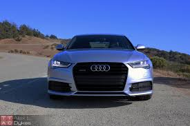 2016 audi a6 3 0t review with video