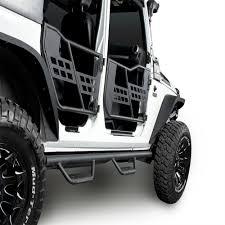 jeep wrangler white 2 door opar black blade side step for jeep wrangler jk unlimited 4 door