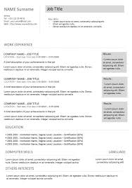 how to write a modern resume how to write a modern resume free