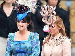 Princess Beatrice Hat Meme - princess beatrice and princess eugenie best hats people com