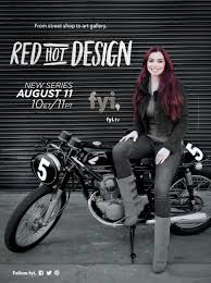 design tv show shasta smith stars in red design u2013 moto lady