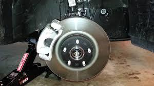 2013 2016 hyundai santa fe sport suv checking front brake pads