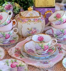 vintage rose garden tea party savvy nana
