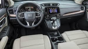 Honda Upholstery Fabric 2017 Honda Cr V Ivory Interior Youtube