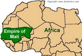 Mali Africa Map by Empires Of West Africa By Noahea4027