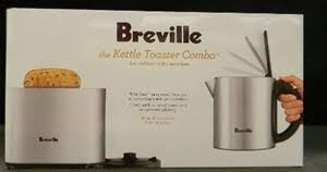 Kettle Toaster Breville Kettle Toaster Combo Pack M N Bkt500 Box Opened 194427