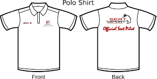 collared shirt template cliparts co