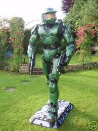 Master Chief Halloween Costumes Halo 3 Master Chief Halloween Costume Technology Revealed