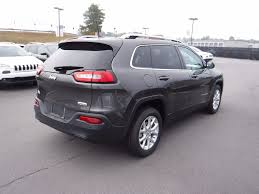 jeep granite crystal metallic clearcoat 2018 new jeep cherokee latitude plus fwd at landers serving little