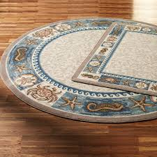 Round Indoor Rugs by Coastal Area Rugs Touch Of Class