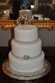 wedding cakes red and white bling wedding cakes bling wedding
