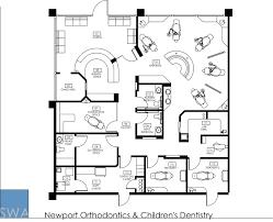 Dental Office Floor Plans by Newport Orthodontics U0026 Children U0027s Dentistry Saunders Wiant Oc