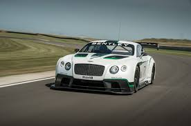 bentley gt3r 2017 bentley continental gt3 race car enters its second generation
