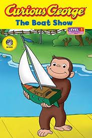 curious george boat show lexile book metametrics