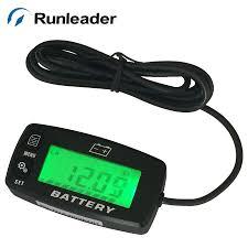 aliexpress com buy 12v 24v 36v 48v battery indicator battery
