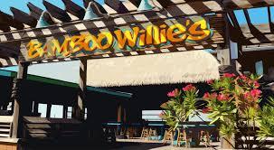 bamboo willie u0027s pensacola beach quietwater boardwalk