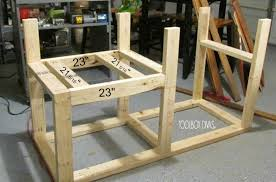 Husky Table Legs by Table Heavenly Table Saw Workbench With Wood Storage Tables For