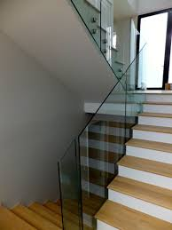 stair design decoration glass stairs railing