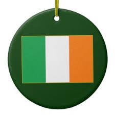 ireland flag ornaments keepsake ornaments zazzle