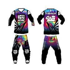 motocross gear on sale tagger designs tye dye motocross gear set custom apparel inc