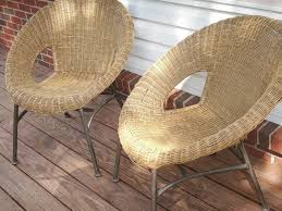 Woven Patio Chair Home Design Outstanding Wicker Chairs Home Design Wicker