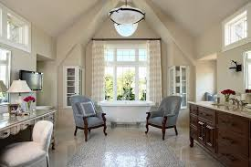 Free Standing Drapes Looking Bullnose Tile Convention Minneapolis Victorian Bathroom