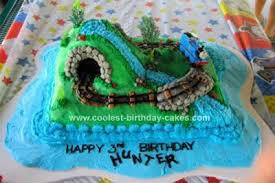 coolest thomas the train island of sodor birthday cake