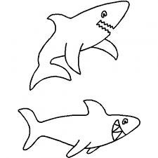 notion stencil template sharks quilting stencil