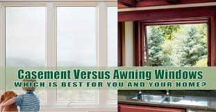 Andersen Awning Window Casement Windows Vs Awning Windows For New Jersey Homes Renewal