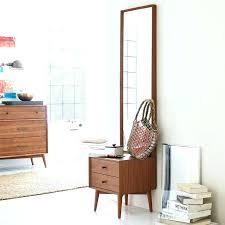 mid century mirror mid century modern mirror breathtaking storage acorn west elm mid