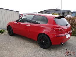 alfa romeo hatchback romeo 147 ti selespeed 2003 3d hatchback 5 sp auto selespeed 2l in