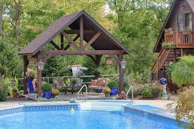 pavilions outdoor structures backyard billys baltimore md