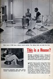 House Of Home British House Of The Future Modern Mechanix