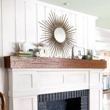 Black Paint For Fireplace Interior A Fireplace Face Lift For Just 87 Brick Hearth Clever Diy And