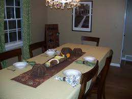 Dining Room Tablecloth From Water Bottle To U2026tablecloth Whole Green Love