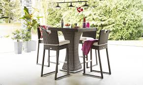 rattan dining sets rattan garden table u0026 chairs fishpool