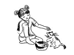 ancient china drawing coloring netart