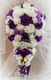 purple wedding flowers bridal wedding flowers wedding corners