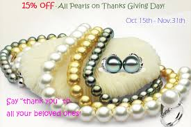 pearl jewelry gifts for thanksgiving day exquisite pearl necklace