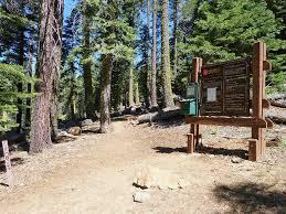 Desolation Wilderness Map Hiking Ralston Peak Desolation W Ted U0027s Outdoor World