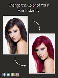 Should You Wash Your Hair Before Coloring - hair color booth on the app store