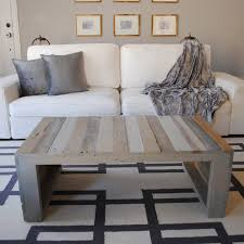 modern grey pallet coffee table raka mod touch of modern