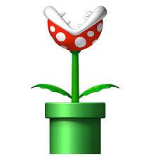 Mario Bros Wall Stickers Piranha Plants From Super Mario Brothers Mario Brothers Mario