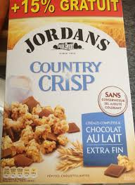 cuisine de reference gratuit country crisp céréales complètes chocolat au lait fin